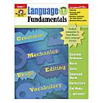 Evan Moor Language Fundamentals Grade 1