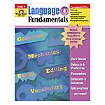 Evan Moor Language Fundamentals Grade 4