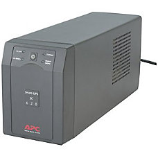 APC Smart UPS SC420 Battery Backup