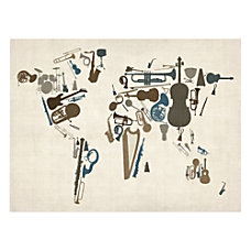 Trademark Fine Art Giclee Print On