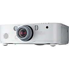 NEC Display NP PA622U LCD Projector