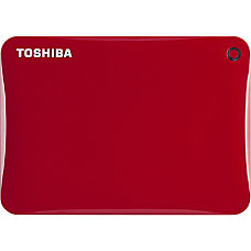 Toshiba Canvio Connect II 1 TB