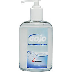 SKILCRAFT Mild Liquid Hand Soap 8