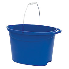 United Solutions Oval Plastic Utility Pail