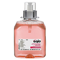 Gojo Luxury Foaming Soap Handwash Refills