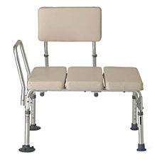 Guardian Signature Padded Transfer Bench Tan