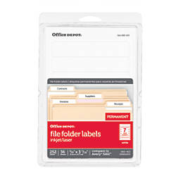 Office Depot Brand Print Or Write