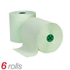Cascades Antibacterial Hardwound Paper Towels For
