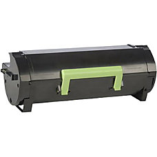 Lexmark 500HA High Yield Black Toner
