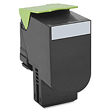 Lexmark 70C0H10 High Yield Black Toner