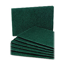 Scouring Pads Pack Of 10 AbilityOne