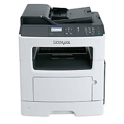 Lexmark™ MX310dn Monochrome Laser All-In-One Printer, Copier, Scanner, Fax