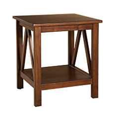 Linon Home Decor Titian End Table