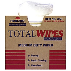 Wiping Towels Heavy Duty Four Ply