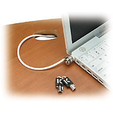 Kensington MicroSaver Notebook Cable Lock