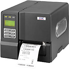 TSC Auto ID ME240 Thermal Transfer