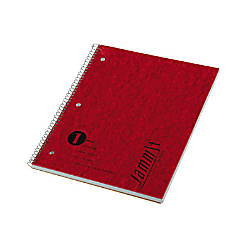 TOPS Jammit Pocket Wirebound Notebooks 100