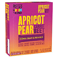 KIND Pressed Apricot Pear Carrot Beet