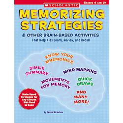 Scholastic Memorizing Strategies