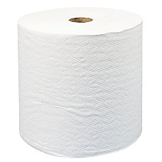 Kimberly Clark 40percent Recycled Nonperforated Hardroll
