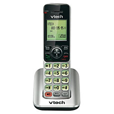 Vtech CS6609 Accessory Handset with Caller