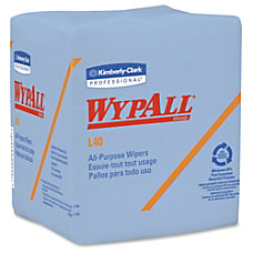Wypall L40 14 fold Wipers 12