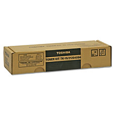 Toshiba Black Toner Cartridge Laser 3800