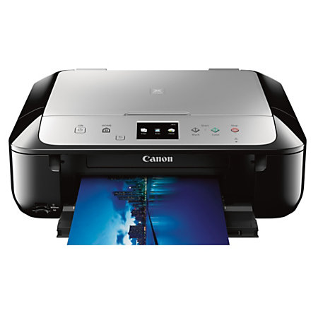 Canon pixma mg6821 wireless color inkjet all in one for Canon printer templates