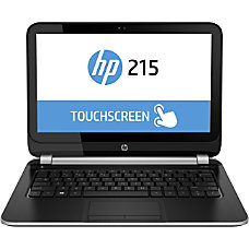 HP 215 G1 116 LED Notebook