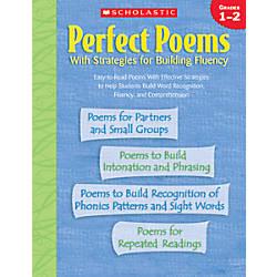 Scholastic Fluency Poems Grades 1 2