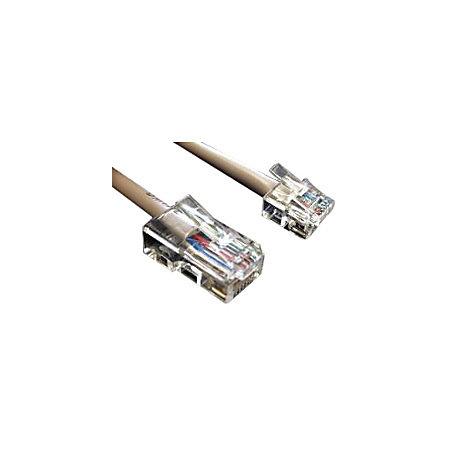 APG Cash Drawer MultiPRO RJ 12RJ 45 Data Transfer Cable by