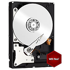 WD Red 4TB 35 Internal Hard