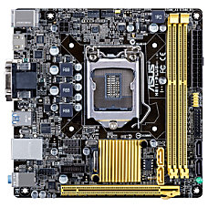 Asus H81I PLUS Desktop Motherboard Intel