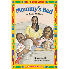 Scholastic Just For You Series Mommys