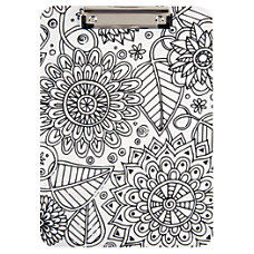 Office Depot Brand Color Me Clipboard