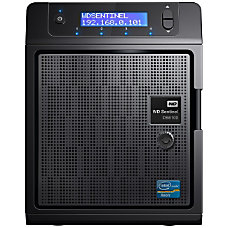 WD Ultra compact Storage Plus Server