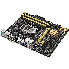 Asus B85M ECSM Desktop Motherboard Intel