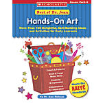 Scholastic Dr Jean Hands On Art