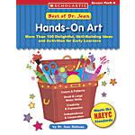 Scholastic Dr Jean Hands On Art