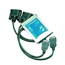 Brainboxes Dual Velocity RS 232 PCMCIA