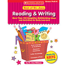 Scholastic Dr Jean ReadingWriting
