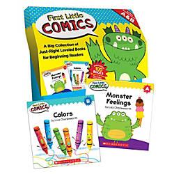 First Little Comics Classroom Set Pack