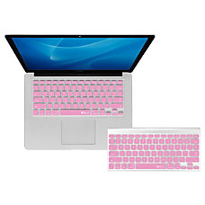 KB Covers Pink Checkerboard Keyboard Cover