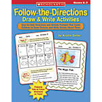 Scholastic Follow Directions DrawWrite