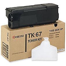 Kyocera Black Toner Cartridge Laser 20000