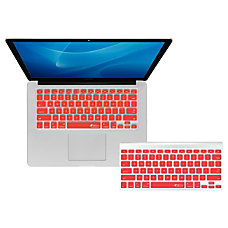 KB Covers Red Checkerboard Keyboard Cover