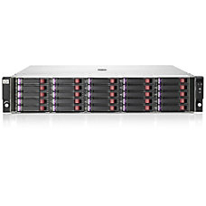 HP D2700 DAS Array 25 x