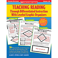 Scholastic Teaching Reading Through Differentiated Instruction