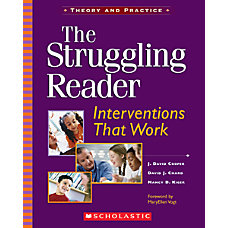 Scholastic The Struggling Reader