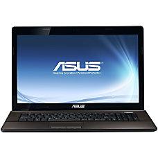 Asus K73E XR1 173 LED Notebook